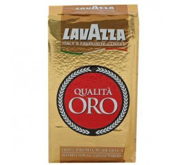 Молотый кофе Lavazza Oro 250 гр.