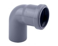 Колено OSTENDORF для внутренней канализации 87° Ø 32,40,50,110 мм