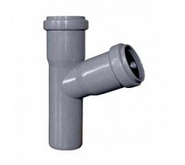 Тройник OSTENDORF для внутренней канализации 67° Ø 32,40,50,110 мм