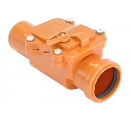 Обратный клапан OSTENDORF для наружной канализации Ø 110 мм