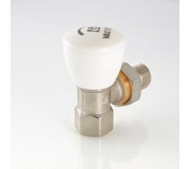 Клапан регулирующий угловой VT.007.N