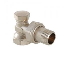 Клапан настроечный угловой VT.019.N