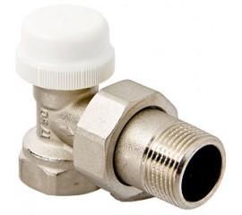 Клапан термостатический угловой VT.031.N