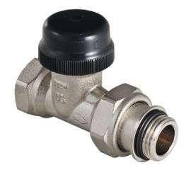 Клапан термостатический прямой с преднастройкой VT.038.N