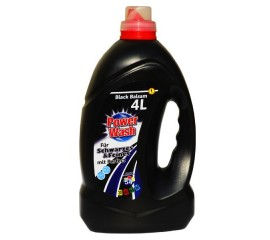 Гель для стирки Power Wash black balsam 4л.