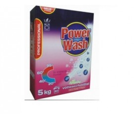 Порошок Power Wash professional 5 кг
