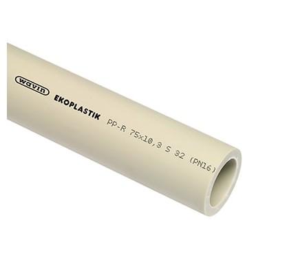 Полипропиленовая труба WAVIN Ekoplastik S 3,2 5 PN 16