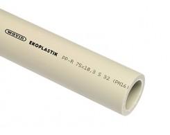 Полипропиленовая труба Ekoplastik PPR PN16 Ø 16-125 мм