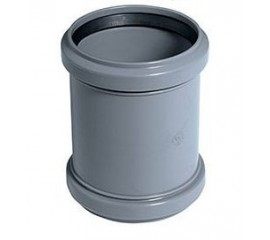 Муфта надвижная OSTENDORF для внутренней канализации