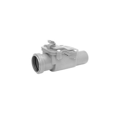 Обратный клапан OSTENDORF для внутренней канализации