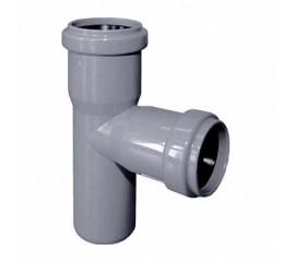 Тройник OSTENDORF для внутренней канализации 87° Ø 32,40,50,110 мм