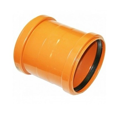 Муфта надвижная OSTENDORF для наружной канализации Ø 110,160,200 мм