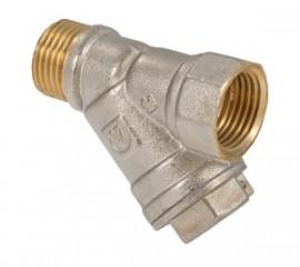 Фильтр механической очистки косой VT.191.N вн.-нар.