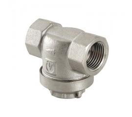 Фильтр квартирный прямой с магнитом VT.384.N вн.-вн.