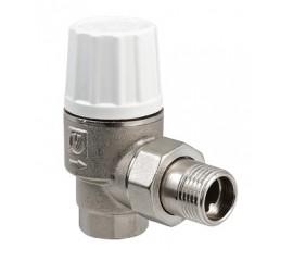 Клапан термостатический повышенной пропускной способности угловой VT.033.N