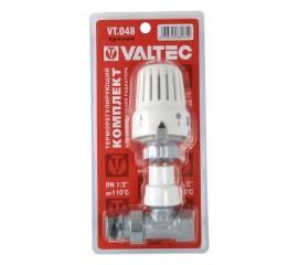 Терморегулятор радиаторный прямой VT.048.N