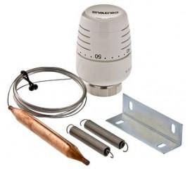 Термостатическая головка с выносным накладным датчиком VT.5012