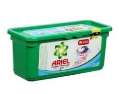 Капсулы для стирки Ariel 3 в 1 универсальные